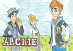 The All-New Archie by FelixToonimeFanX360