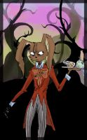 March Hare in Wonderland by 9Timothy9