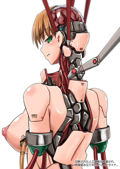 Others Cyborgs Girls 011 by Pepekas