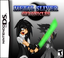 Metal Sliver Chronicles by IvanProwler