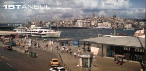Love from Galata by OrcunA