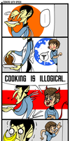 Cooking With Spock by enterprising-bones