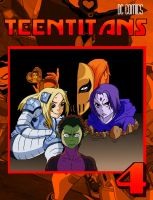 Teen Titans Volume 4 by 5ifty