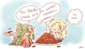 No..more...cookie.. by PkingSora