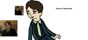 drawing of Trevor Hoffmann by Ashben11