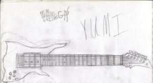 ADC Guitars 3 - Yumi by InuYasha-AD-1