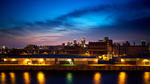 Montreal at Night 89 by Pathethic