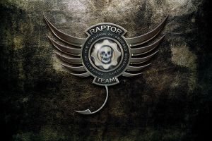 Gears of War Raptor Team Logo by Crotale