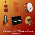 Classical Icons by awholeuniverse