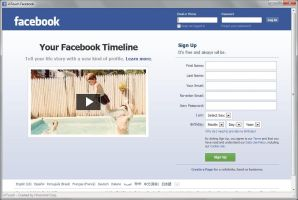 inTouch Facebook by Ratchet-lombris