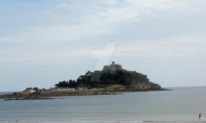 St Michaels Mount by bellatrix69
