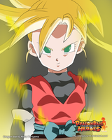 Heroine ssj by Metamine10
