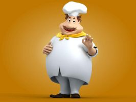 Chef-3 by power3D