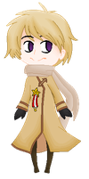 Aph chibi Russia by N0RWHY