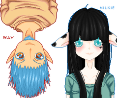 .:GIFT:.:Milkie - Way :.:GIFT:. by sonxfanchara