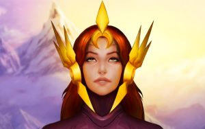 Leona Colors by Kyle0654