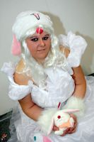 Mokona Cosplay 28 by LizCosplay1982
