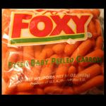 Foxy Carrots by AdriannetheHess