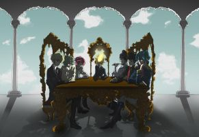 The Vongola by akszirules