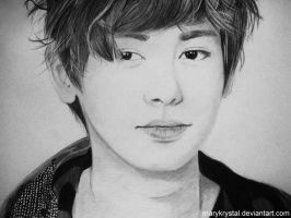 CHANYEOL of EXO by marykrystal