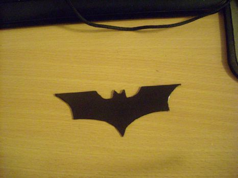 Batman Shuriken by sotiraras55