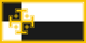 Maritime Standard of the Prince of Damascus by DeathPwnie