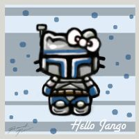 Hello Kitty Jango by HannahNew