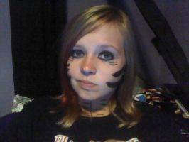 Me in Ashley Purdy Warpaint... by sheepcat-ptv