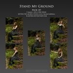 Stand My Ground Pack 137 by Elandria