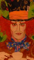 The Mad Hatter by ville2me