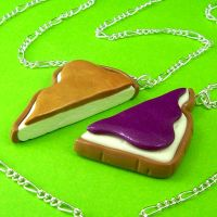 Pb and J Necklaces II by beatblack