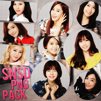 SNSD 7TH ANNIV. GREETINGS | PNG PACK by GiosylZhang