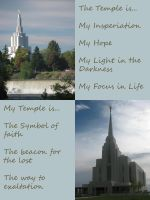 What the Temple means to me by mystangelwingsstock