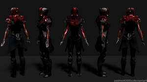 N7 Slayer Female Preview by Padme4000