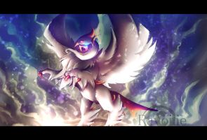Mega absol by Ravoilie
