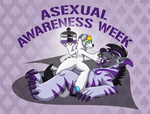 ASEXUAL AWARENESS WEEK by aisu-isme