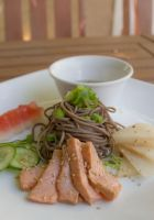 Soba, Steelhead Ceviche 1 by ThomasVo
