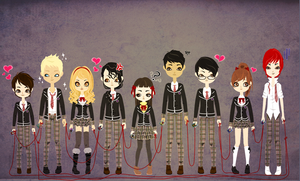 Persona : DS by Shadow-People
