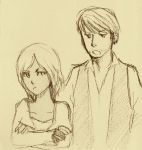 Meredith and Yago by excellentuniverse