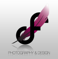 Feather Photography Logo by timbo400