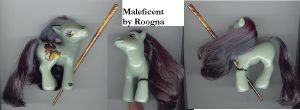 custom Maleficent by Roogna