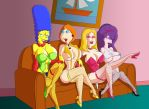 On the Couch... by mcRassos