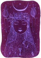 Hekate by Neyrelle
