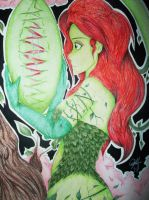 Poison Ivy by DeathGoddess231