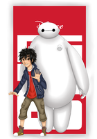 Big Hero 6 by Maddie-02