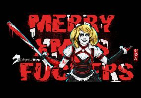 Merry Xmas F*ckers! by akyanyme