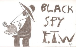Black Spy F.T.W. by Theory-Of-Existence