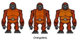 Planet Of The Apes O by digikevin10