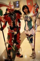 cosplay Aion online by Aira-GeJe