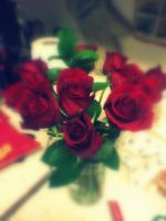 Roses (Edited Version 7) by sinisterinsomniac